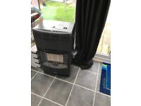 Calor gas heater and bottle good condition