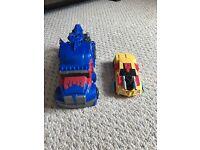 2 x transformers
