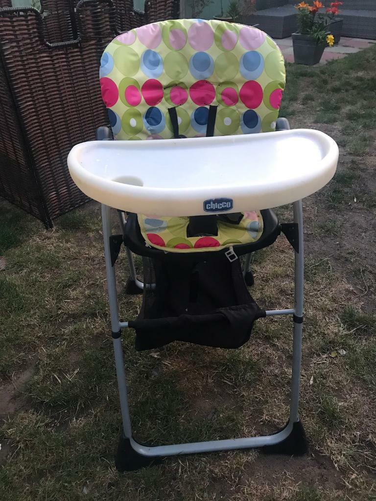 Chico highchair | in Beccles, Suffolk | Gumtree