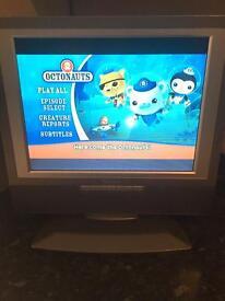 Venturer 15 inch TV & DVD