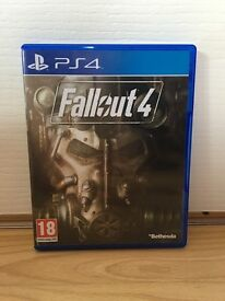 Fallout 4 (Sony, PlayStation 4)