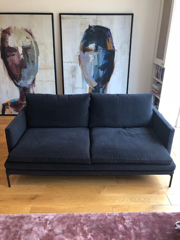 2.5 Seater Sofa William Zanotta Designer | RRP £6,009 | in Epsom, Surrey | Gumtree