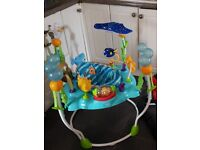 Nemo jumperoo excellent condition was never used