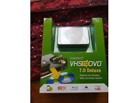 Brand New (Unopened) Honestech VHS to DVD 7.0 Deluxe Video Conversion Solution £35
