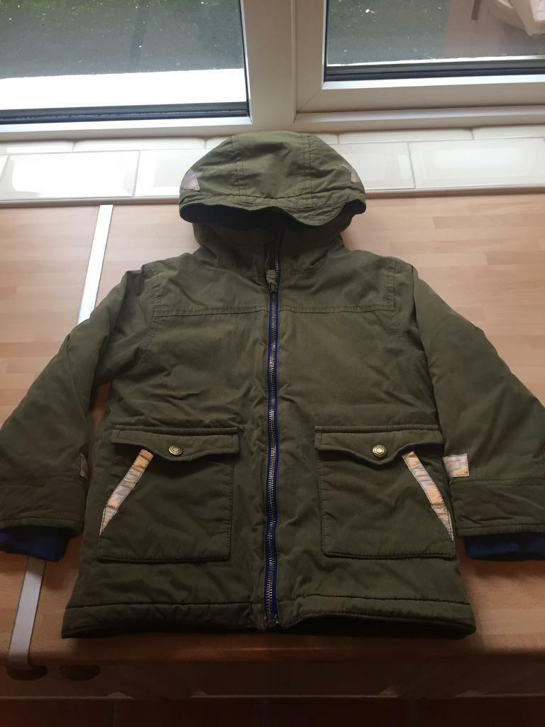 95ef719d8 Mini Boden boys winter coat (age 4-5)