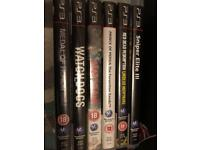 Various PS3 Games £5 each