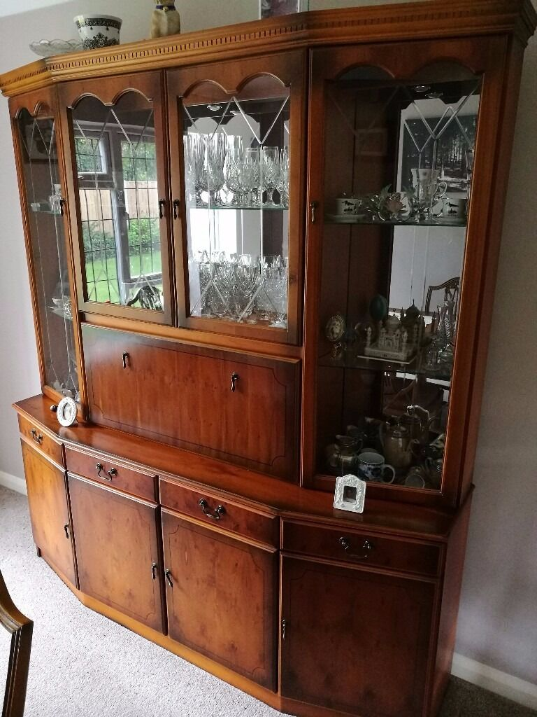 Dining Room Kitchen Drinks Cabinet