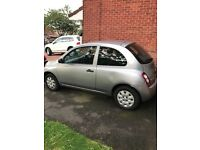 Nissan micra ideal first car