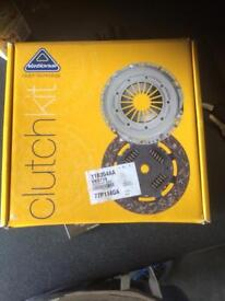 Clutch kit with master slave brand new