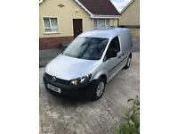 2011 Volkswagen caddy 1.6 TDI 102bhp (electric pack)