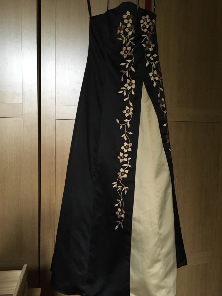 Morgan ball gown