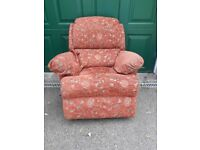 Sherborne Electric Lift & Rise Recliner Chair