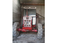 Case/International Harvester 784 4wd tractor