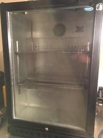 Bar fridge, bottle cooler, under counter chiller refrigeration