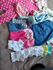 baby girl clothes 12-18 months old
