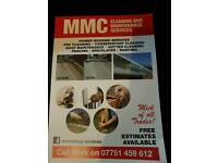 Garden and roof maintenance roof repairs walls built power wash monoblock and more
