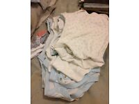 Pack of baby vests