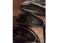 Set of Ping Rapture golf Irons