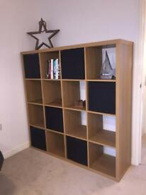 Ikea 4x4 square storage unit
