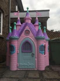 Princess Outdoor Castle