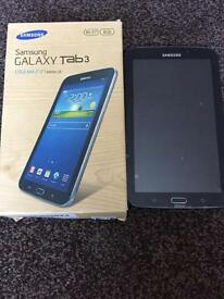 Samsung galaxy tab 3 8GB good condition