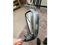 Cobra golf irons (nearly new, MINT)