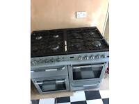MILANO 100 DUAL FUEL COOKER ML 10 FRK OPEN TO REASONABLE OFFERS