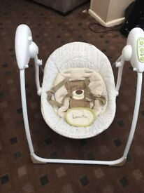 MOTHER CARE BABY SWING