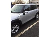 2012 mini country man 35000 mil diesel