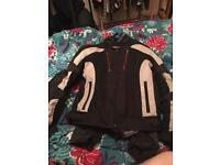 RST Textile Motorbike Jacket