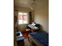 Furnished single room in shared house in Montpelier, available now!