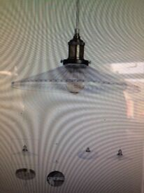 CHOLET PENDANT LAMP