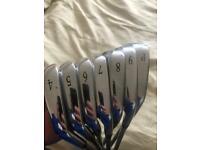 Mizuno MP54 golf irons