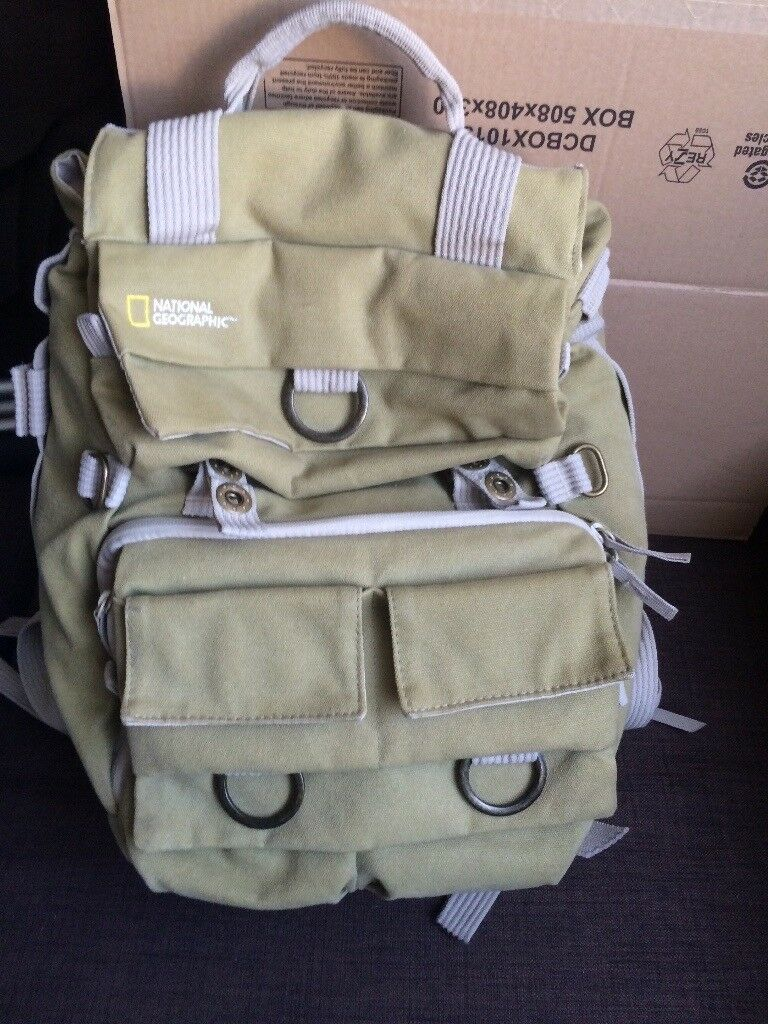 271769b58a National Geographic undercover camera bag!