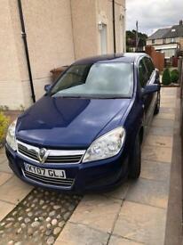 Vauxhall Astra 1.7 Diesel 1 year MOT £1050 ONO