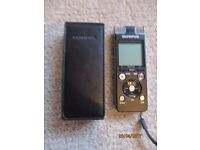 For Sale: Olympus Digital Voice Recorder with Case