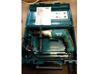 Makita Impact hammer drill 230v SPARES OR REPAIR