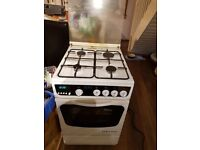 Cooker with fan oven Mastercook