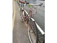 Vintage Raleigh Caprice Ladies Bike