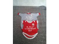 My first liverpool kit