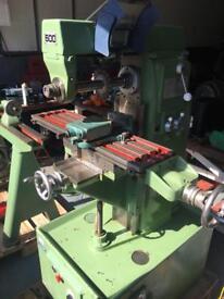 Harrison 600 Horizontal milling machine