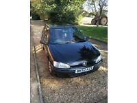 Peugeot 106 independence limited edition 3dr