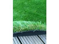 Thick NEW lush artifical grass 2.2 x 2.3 sqm