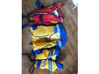 First size Life Jackets