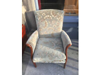 Parker Knoll Ladies Armchair , in good condition . Very comfy chair . Free Local Delivery.