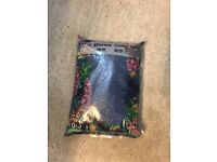 10 kg blue gravel brand new for fish tank look pic very nice all 10 kg for 12 pound