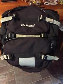 Kreiga R30 Motorcycle rucksack