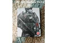 COD - Advanced Warfare - Tin Edition - Xbox One