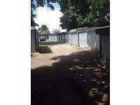 Lock up garage - storage unit - dry parking space