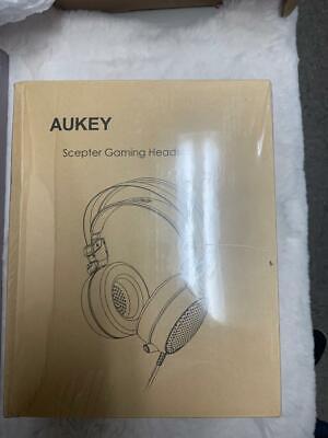 AUKEY Gaming Headset Noise Isolating & Volume Control